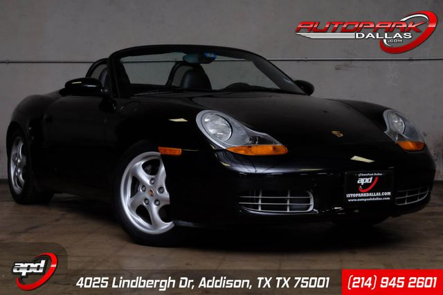2000 Porsche Boxster w/ Low Miles in Addison, TX 75001
