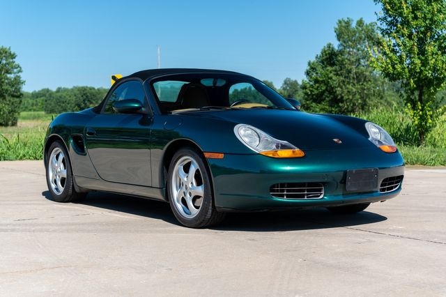 2000 Porsche Boxster Chesterfield, Missouri 2