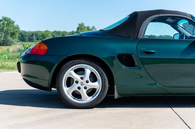 2000 Porsche Boxster Chesterfield, Missouri 27