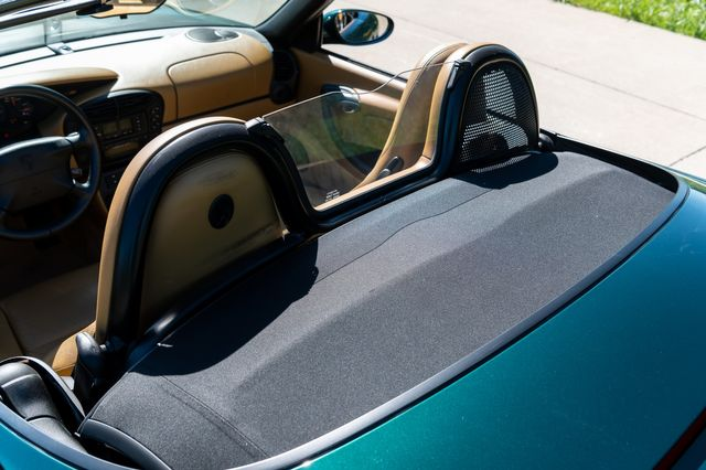 2000 Porsche Boxster Chesterfield, Missouri 33