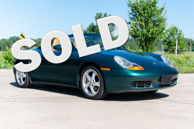 2000 Porsche Boxster Chesterfield, Missouri