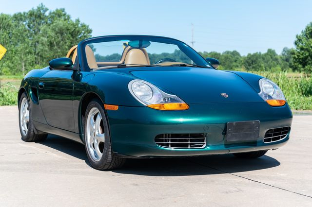 2000 Porsche Boxster Chesterfield, Missouri 1