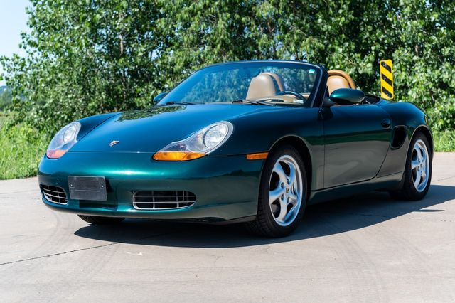 2000 Porsche Boxster Chesterfield, Missouri 4