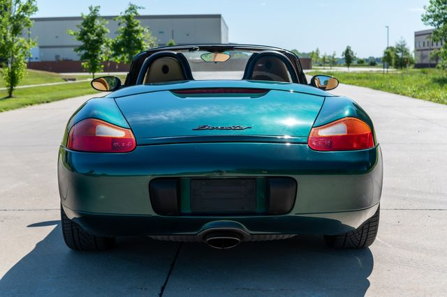 2000 Porsche Boxster Chesterfield, Missouri 36