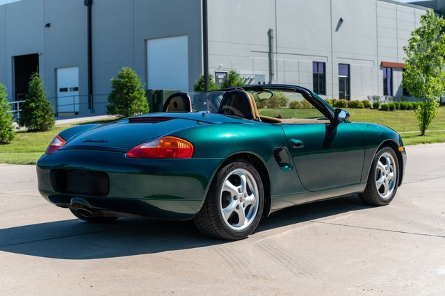 2000 Porsche Boxster Chesterfield, Missouri 10