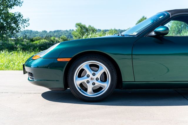 2000 Porsche Boxster Chesterfield, Missouri 17