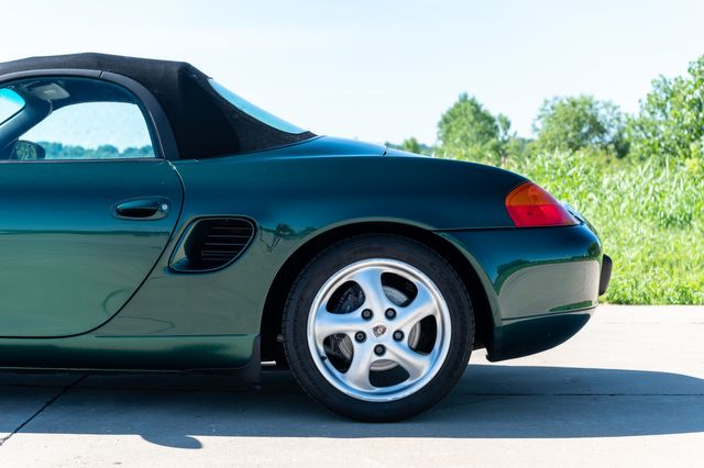 2000 Porsche Boxster Chesterfield, Missouri 18