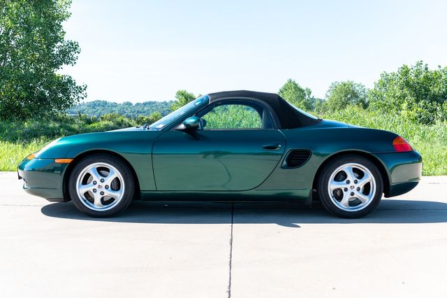 2000 Porsche Boxster Chesterfield, Missouri 19