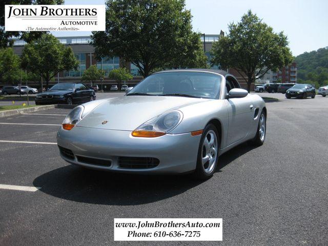 2000 Sold Porsche Boxster S Conshohocken, Pennsylvania