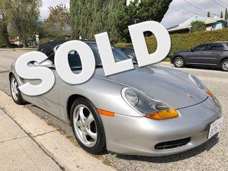 2000 Porsche Boxster La Crescenta, CA