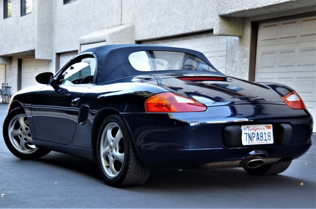 2000 Porsche Boxster Reseda, CA 1