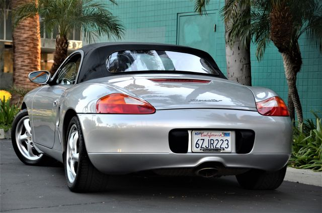 2000 Porsche Boxster Reseda, CA 10