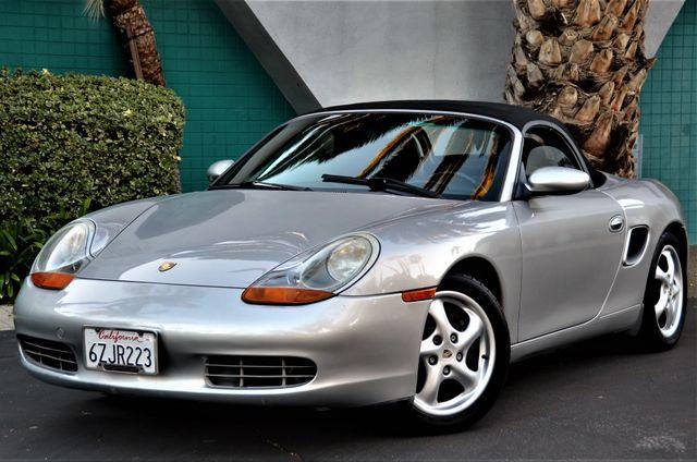 2000 Porsche Boxster Reseda, CA 9