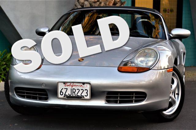 2000 Porsche Boxster Reseda, CA 0