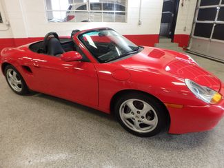 2000 Porsche Boxster, Cabriolet hot, fast and so sharp!~ Saint Louis Park, MN 8