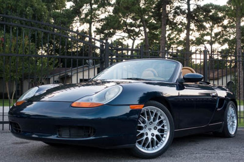 2000 Porsche Boxster    Texas  EURO 2 MOTORS  in , Texas