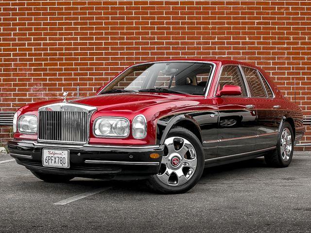 2000 Rolls Royce SILVER SERAPH Burbank, CA 0