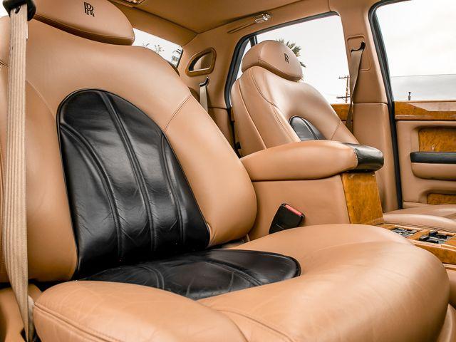 2000 Rolls Royce SILVER SERAPH Burbank, CA 18