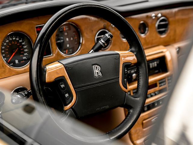 2000 Rolls Royce SILVER SERAPH Burbank, CA 36