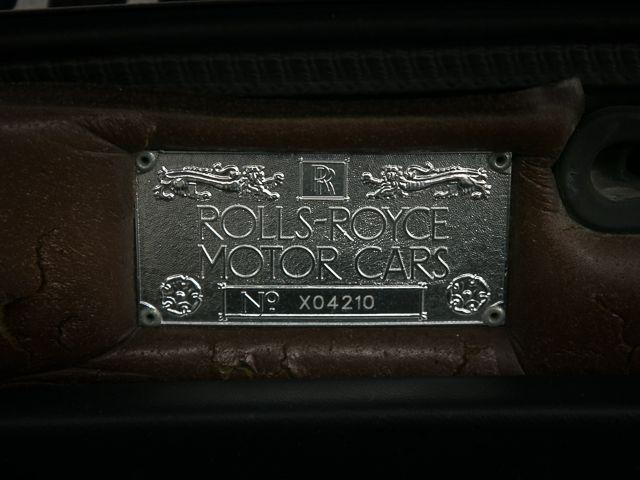 2000 Rolls Royce SILVER SERAPH Burbank, CA 39