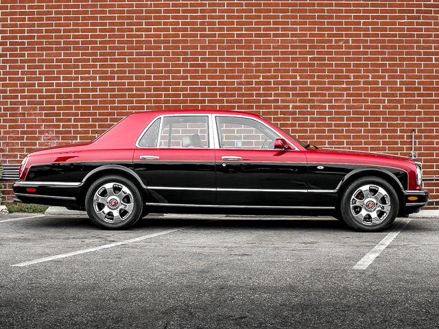 2000 Rolls Royce SILVER SERAPH Burbank, CA 4