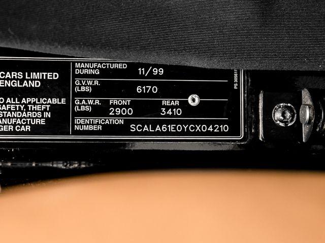 2000 Rolls Royce SILVER SERAPH Burbank, CA 43