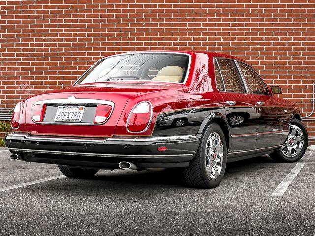 2000 Rolls Royce SILVER SERAPH Burbank, CA 6