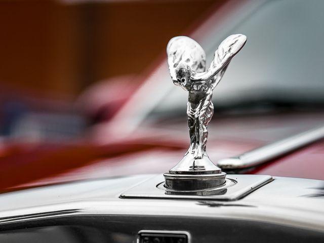 2000 Rolls Royce SILVER SERAPH Burbank, CA 8