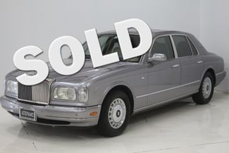 2000 Rolls-Royce SILVER SERAPH Houston, Texas