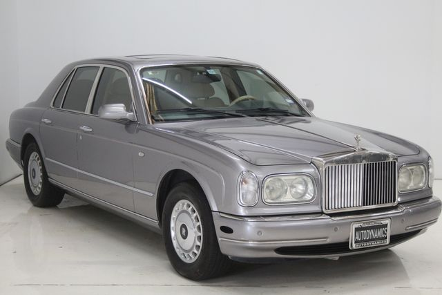 2000 Rolls-Royce SILVER SERAPH Houston, Texas 2