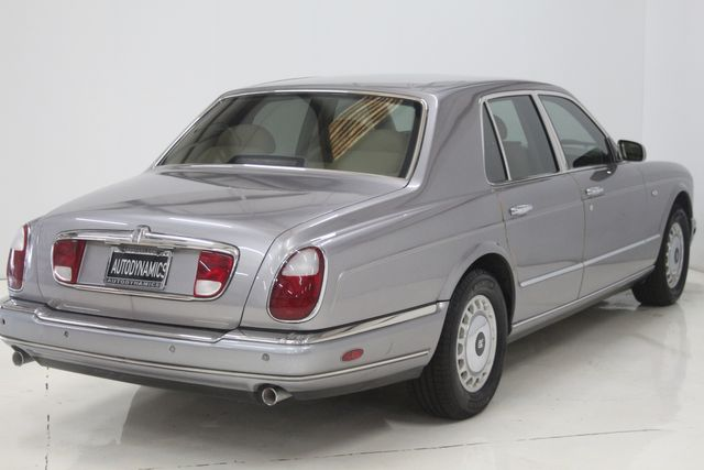 2000 Rolls-Royce SILVER SERAPH Houston, Texas 8