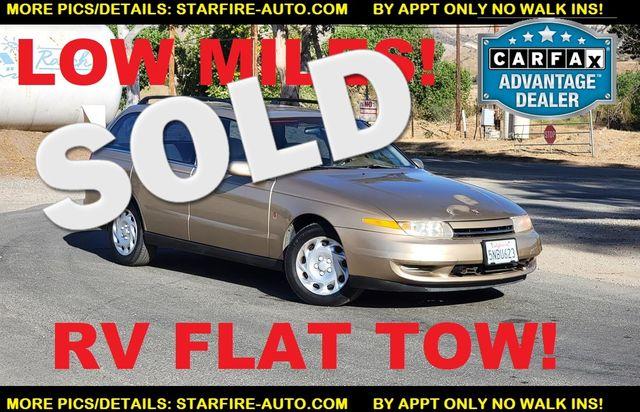 2000 Saturn LW RV TOAD DINGY Santa Clarita, CA