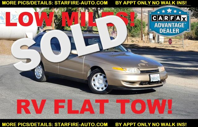 2000 Saturn LW RV TOAD DINGY