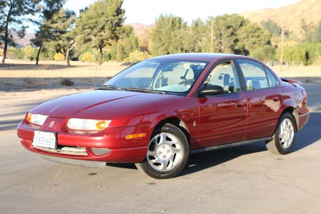 2000 Saturn SL Santa Clarita, CA 1