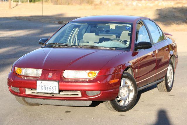 2000 Saturn SL Santa Clarita, CA 4