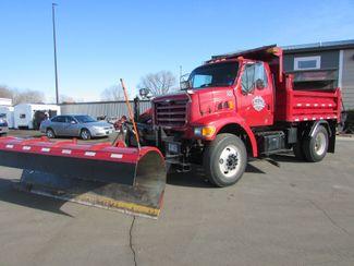2000 Sterling L Line Cat 3126 Plow Truck in St Cloud, MN