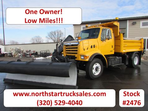 2000 Sterling L7500 Plow/Dump Truck with Sander  in St Cloud, MN