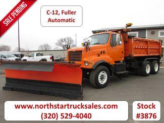 2000 Sterling LT-9511 CAT Plow Dump Truck in St Cloud, MN