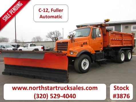 2000 Sterling LT-9511 CAT Plow Dump Truck  in St Cloud, MN