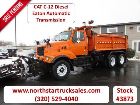 2000 Sterling LT9511 CAT Plow Dump Truck  in St Cloud, MN