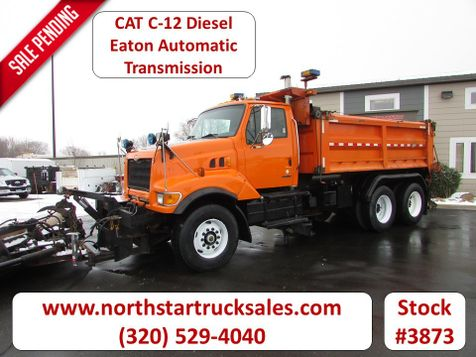 2000 Sterling LT9511 CAT Plow Dump Truck  in St Cloud, MN