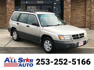 2000 Subaru Forester L AWD in Puyallup Washington, 98371