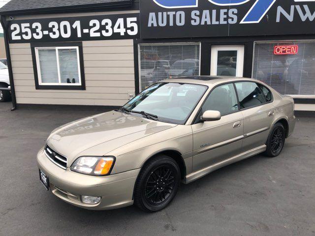 2000 Subaru Legacy GT Ltd in Tacoma, WA 98409