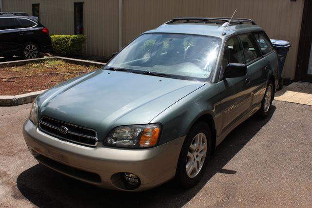 2000 Subaru Outback w/RB Equip