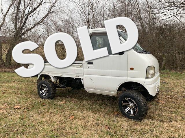 2000 Suzuki 4wd Japanese Minitruck [a/c]  | Jackson, Missouri | GR Imports in Eaton Missouri