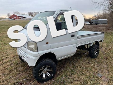 2000 Suzuki 4wd Japanese Minitruck [a/c, power steering]  | Jackson, Missouri | GR Imports in Jackson, Missouri