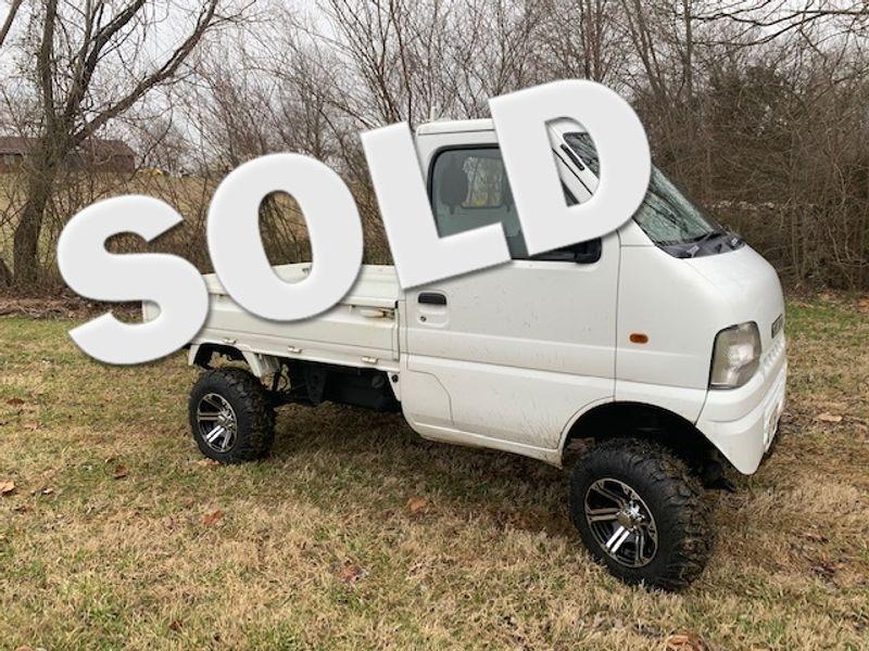 2000 Suzuki 4wd Japanese Minitruck [a/c] DB52T | Jackson, Missouri | GR Imports in Jackson Missouri