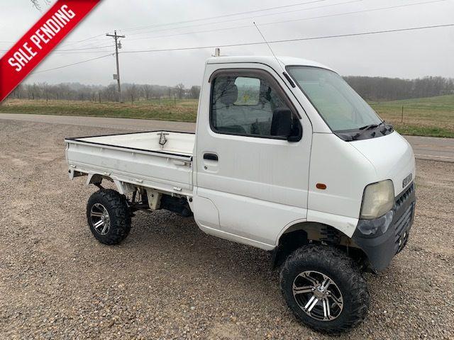2000 Suzuki Japanese Minitruck  [a/c]   Jackson, Missouri   GR Imports in Eaton Missouri