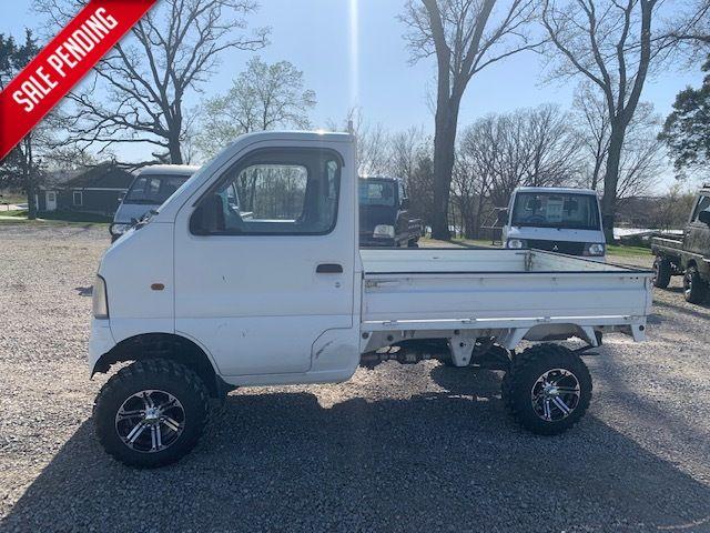 2000 Suzuki Japanese Minitruck  [a/c, power steering] | Jackson, Missouri | GR Imports in Eaton Missouri