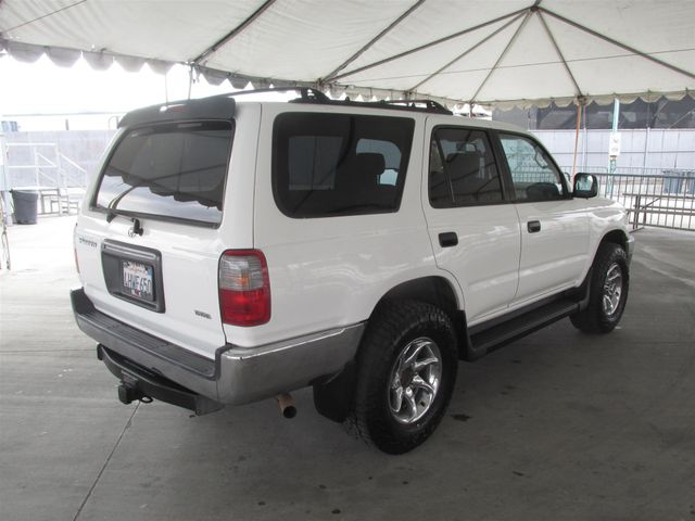 2000 Toyota 4Runner Gardena, California 2
